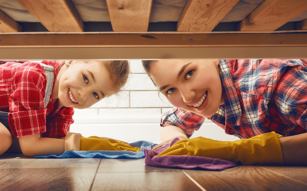 Çocuk Temizliği ve Bakımı