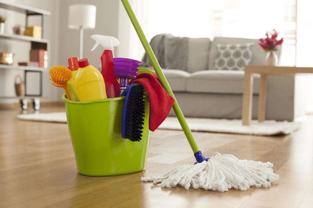 Ev temizliği Nasıl Yapılır? - 4 Adımda Kolay Ev Temizliği