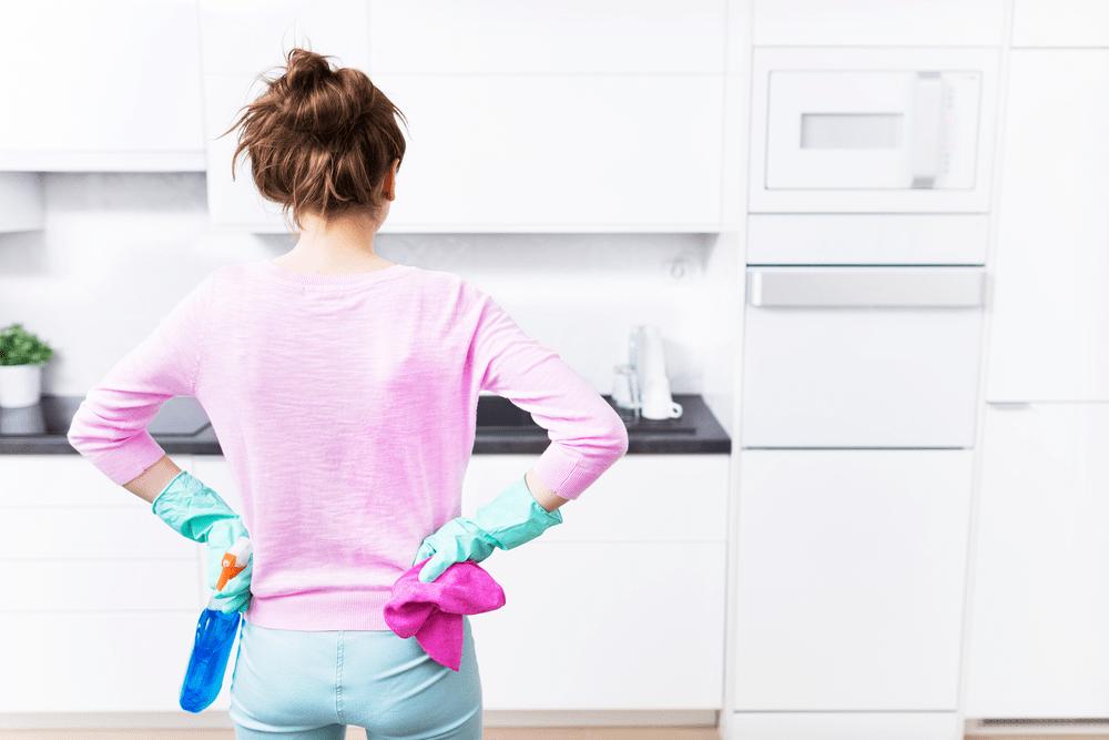 Mutfak Temizliği ve Düzeni - Mutfak Temizliği Nasıl Olur? - Tüyolar