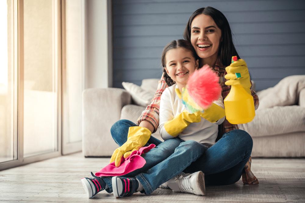 Odaların Temizliği ve Düzeni