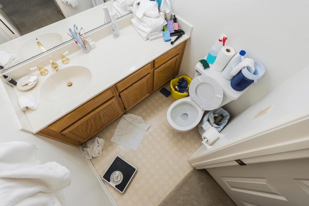 Pratik Banyo Temizliği