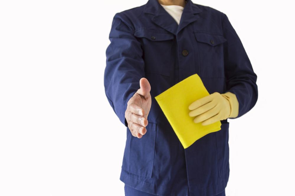 Temizlik Şirketleriyle Anlaşmak