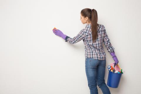 Duvar Silme - Duvar Nasıl Silinir? - Pratik Duvar Temizliği