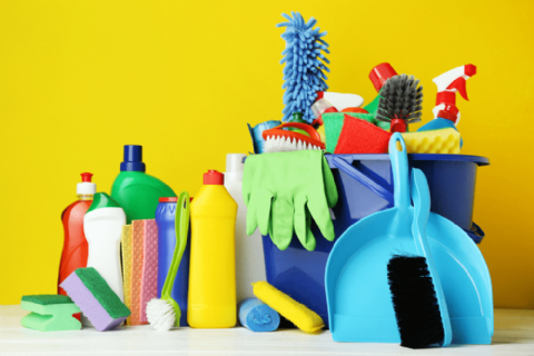 Temizlik Malzemeleri - Temizlik Eşyaları