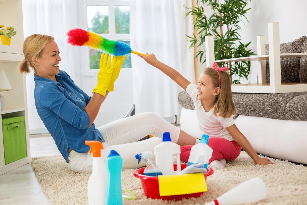 ev temizlemek